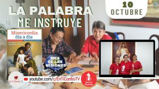 Camino Diario de Oración Personal / 10 de Octubre del 2021