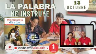 Camino Diario de Oración Personal / 13 de Octubre del 2021