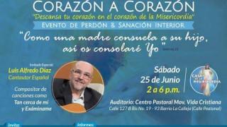 DE CORAZON A CORAZON: Nuestro encuentro de perdón y sanación interior