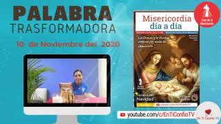 Camino Diario de Oración Personal / 10 de Noviembre del 2020