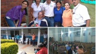 Misión en Curití (Santander)