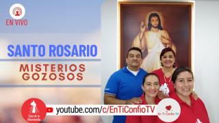Santo Rosario Misterios Gozosos / 9 de Octubre del 2021