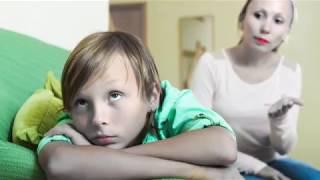 Si no se les ponen límites a los niños, esto los debilita, no los fortalece