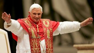 Benedicto XVI  y su experiencia de la Divina Misericordia.