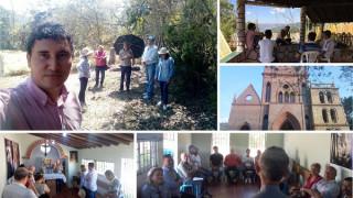 Bendecimos a Dios por el apoyo al proyecto de desintoxicación de jóvenes, de nuestra Familia Espiritual que camina por los senderos del gran Santander