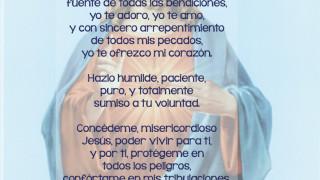 Oración al Sagrado Corazón de Jesús II
