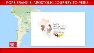 Papa Francisco - Viaje Apostólico a Perú - Encuentro con la población