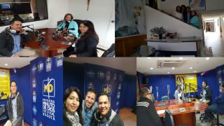 En Travesía Tour con Omar Alexander, Cantautor Católico Venezolano  por Bogotá.
