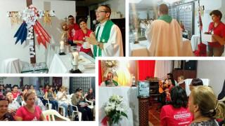 Primer Vigilia del Año en la sede María Auxiliadora de Cúcuta