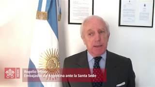 Embajador de Argentina profundiza sobre el discurso del Papa